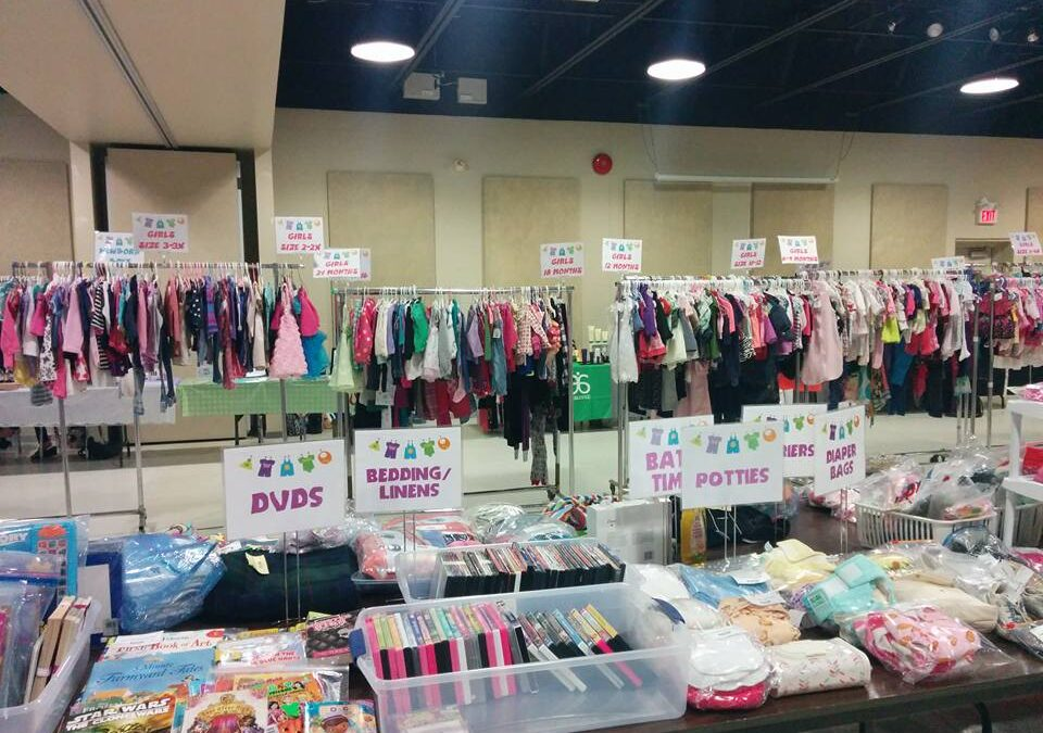 Organizing and Consignment Events Collaboration