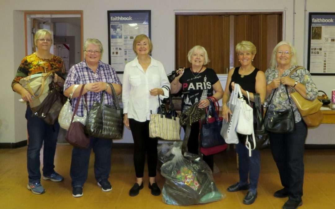 Purse Project – Helping Women In Need
